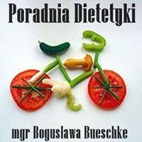 Dietetyka kliniczna i sportowa mgr Bogusława Bueschke