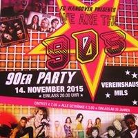 FC-Hangover Party Mils Vereins-Haus