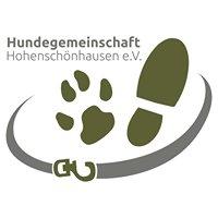 Hundegemeinschaft Hohenschönhausen e.V.