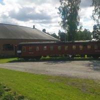 TÅGSTALLARNA VANDRARHEM i Rättvik vid Siljan