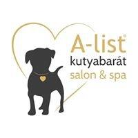 A-List Salon & SPA
