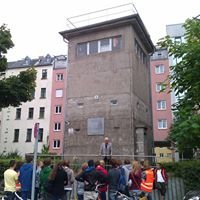Gedenkstätte Günter Litfin | Erinnerungsort Berliner Mauer