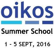 oikos Summer School