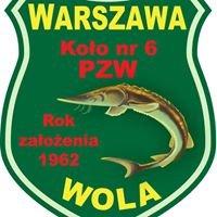 Pzw Koło Wędkarskie Warszawa Wola Nr. 6