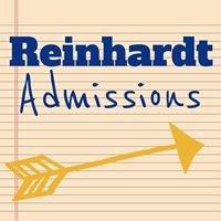 Reinhardt Admissions
