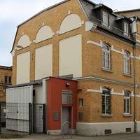 Gedenkstätte im Torhaus der politischen Haftanstalt von 1933-1989