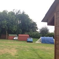 Lucksall camping and caravan site, Hereford