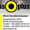 isoplus Fernwärmetechnik - Werk Sondershausen