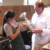 Trevor Head: Training in Musical Instrument Repair