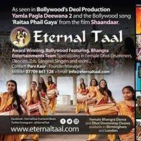 Eternal Taal DHOL & Bhangra Dance Classes
