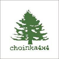 Choinka 4x4