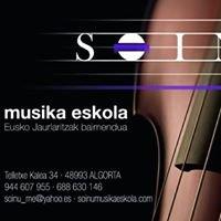 Soinu Musika Eskola