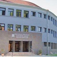 """Biblioteca Județeană """"Gheorghe Șincai"""" Bihor"""