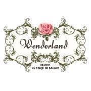 Wonderland - obiecte cu design de poveste