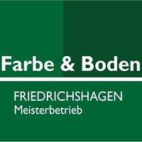 Farbe und Boden Friedrichshagen