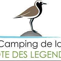 Camping de la Côte des Légendes