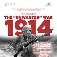 "The Road to the ""Unwanted"" War of 1914"