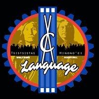 Cheyenne Arapaho-Language