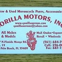 Gorilla Motors, Inc.