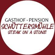 Gasthof Schüttersmühle - Steak on a Stone