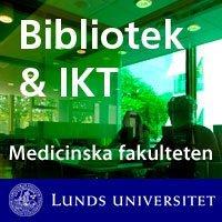 Bibliotek & IKT - Medicinska fakulteten LU