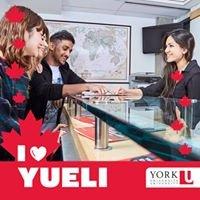 Yueli - York University English Language Institute