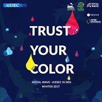 Social Wave-AIESEC in NEU