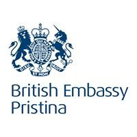 British Embassy, Pristina