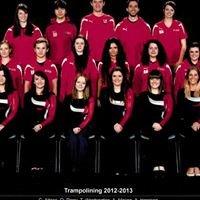 University of Chester Trampolining Club