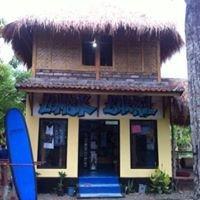Lombok Barrel surf shop, sports bar & bistro