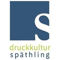Druckkultur Späthling - Druckerei