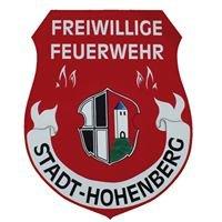 Feuerwehr Hohenberg
