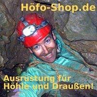 Höfo-Shop.de - Ausrüstung für Höhle und Draußen