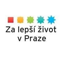 Za lepší život v Praze