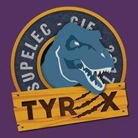 Tyrex - BDE Supélec Gif 2017