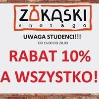 Zakąski shot & go