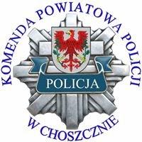 Policja Choszczno