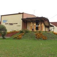 Gminny Ośrodek Kultury i Sportu w Sterdyni