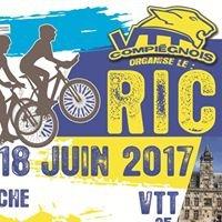 RIC - Raid VTT Compiègne
