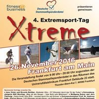Extremsport-Tag Frankfurt
