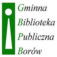 Gminna Biblioteka Publiczna w Borowie