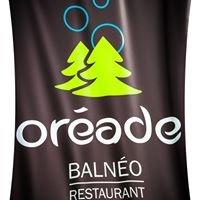 Oréade Balnéo Restaurant