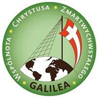 """Wspólnota Chrystusa Zmartwychwstałego """"Galilea"""""""
