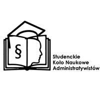 Studenckie Koło Naukowe Administratywistów WP i A UŁ