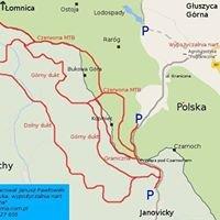 Wypożyczalnia i serwis nart biegowych, trasy biegowe - Głuszyca Górna