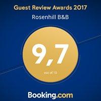 Rosenhill Bed & Breakfast - 4 Sterne