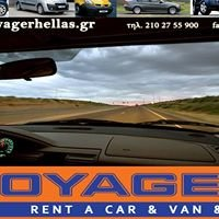Voyager hellas rent a car