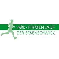 AOK Firmenlauf Oer-Erkenschwick