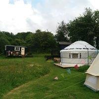 Cwt Gwyrdd Sheperd's Hut Glamping