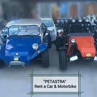 "Rent a Car & Motor Bikes ""petastra"" Nisyros since 1985"